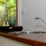 Sejala beach hut sink