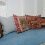 Sejala beach hut cushions